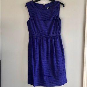 J Crew Lucille Eyelet Dress